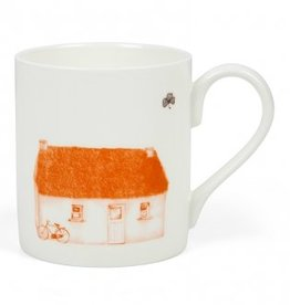Irish Thatched Cottage Mug