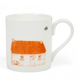 Sealed with Irish Love Irish Thatched Cottage Mug
