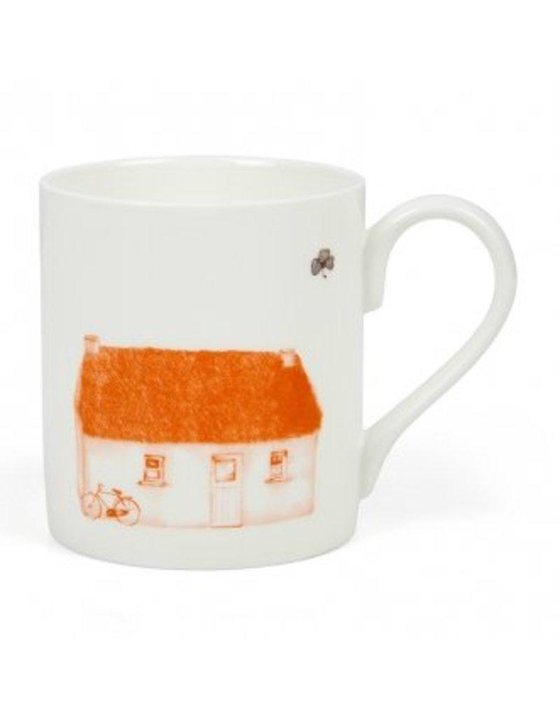 Irish Thatched Cottage Mug