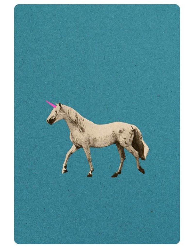 Marta Barcikowska Unicorn A4 print