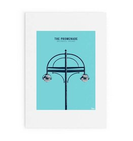 The Promenade, Salthill Print