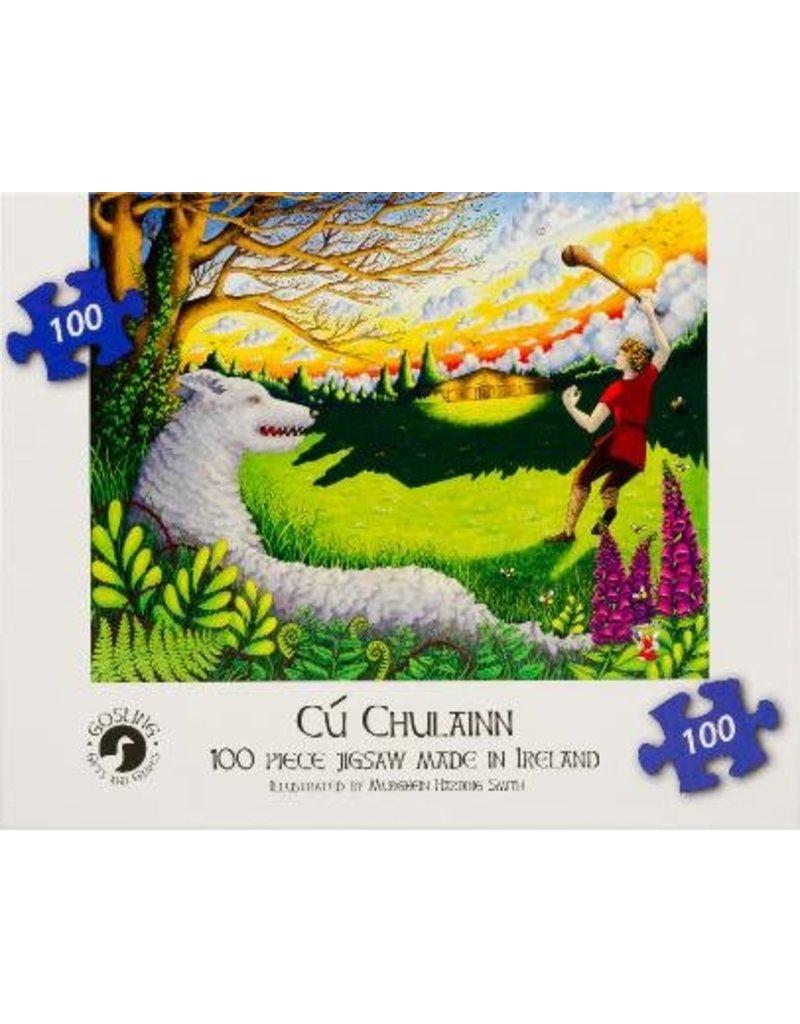 Cú Chulainn Jigsaw Puzzle