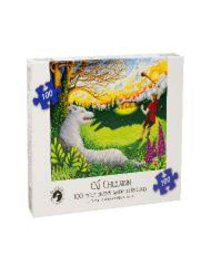 Gosling Gifts and Games Cú Chulainn Jigsaw Puzzle
