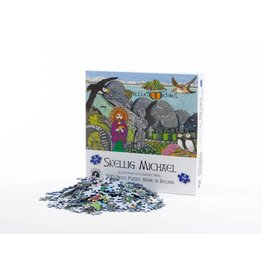 Gosling Gifts and Games Skellig Michael Puzzle