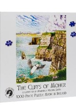 Cliffs Of Moher Jigsaw Puzzle