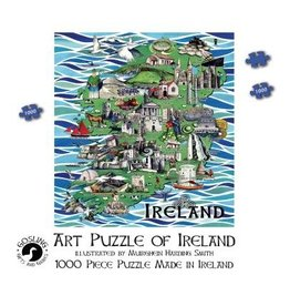 Gosling Gifts and Games Ireland Puzzle
