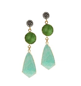 Aria V Lisbet Earrings