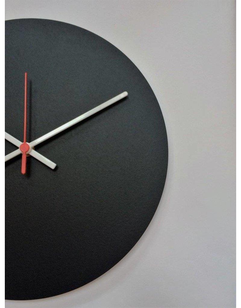 Blue Bridge Design Chalk Clock