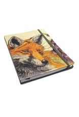 Foxy Notebook A5