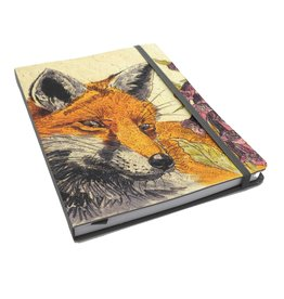 Annabel Langrish Foxy A5 Notebook