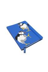 Puffins Notebook A5