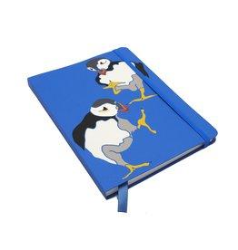 Puffins Notebook
