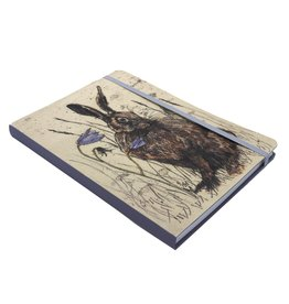 Annabel Langrish Harebells Notebook