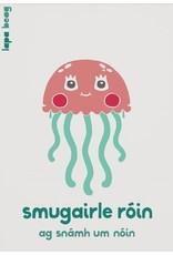 Lapa Beag  Smugairle Róin-Jellyfish A3 Print