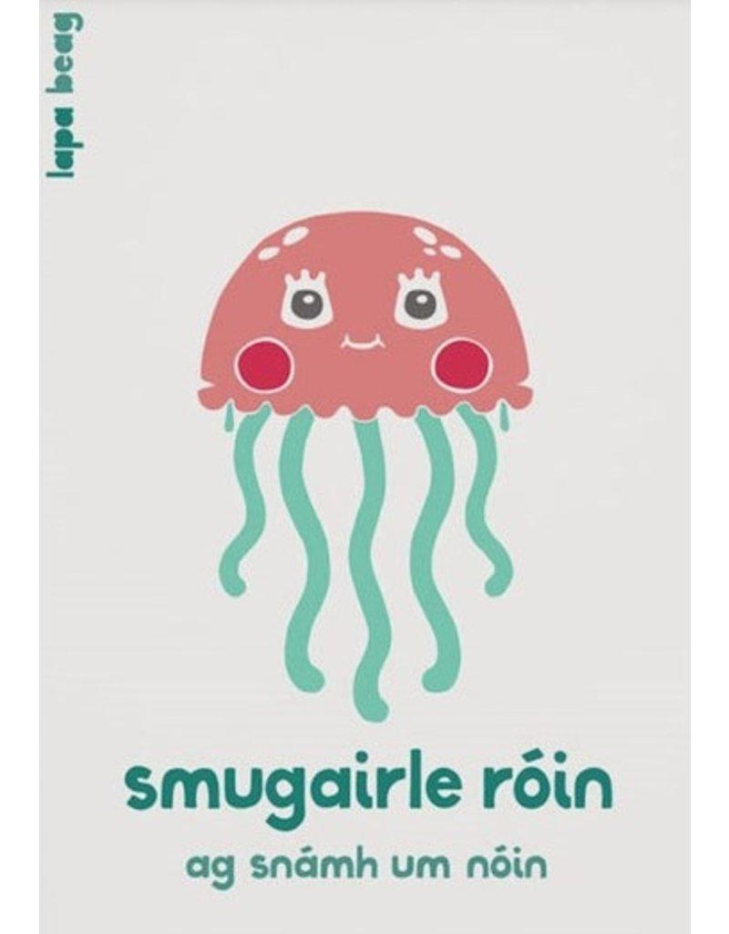 Smugairle Róin-Jellyfish A3 Print
