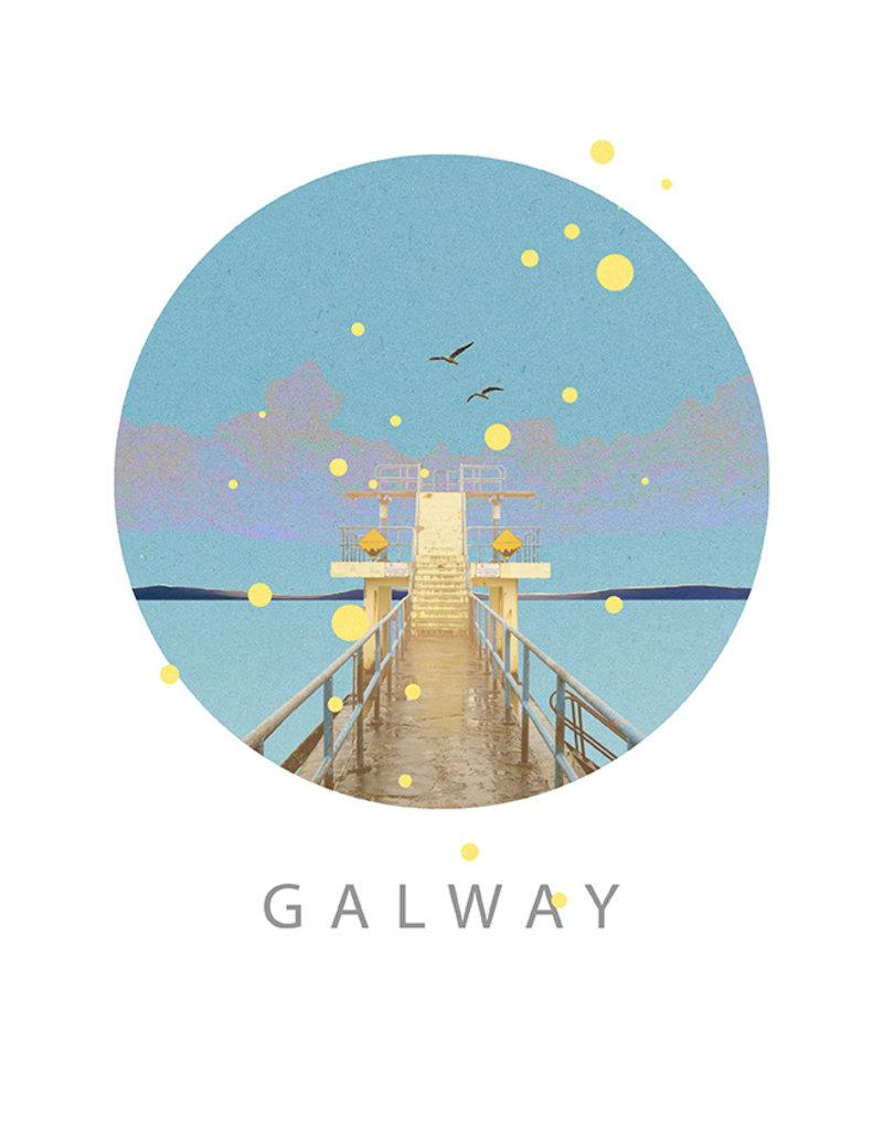 Galway - Blackrock A3 Print
