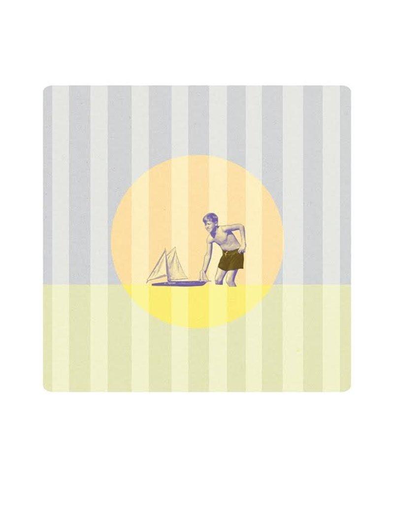 Summer - Boy A3 Print