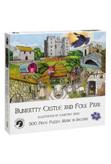 Gosling Gifts and Games Bunratty Castle 500 Piece Jigsaw Puzzle