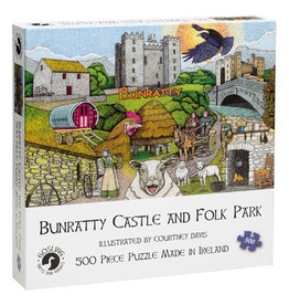 Gosling Gifts and Games Bunratty Castle Puzzle