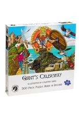 Giant's Causeway 500 Piece Jigsaw Puzzle