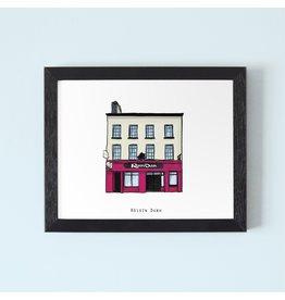 Roisin Dubh Galway Framed Print