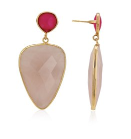Aria V Ami Earrings