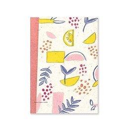 A5 56 Week Planner Notebook- Serendipity