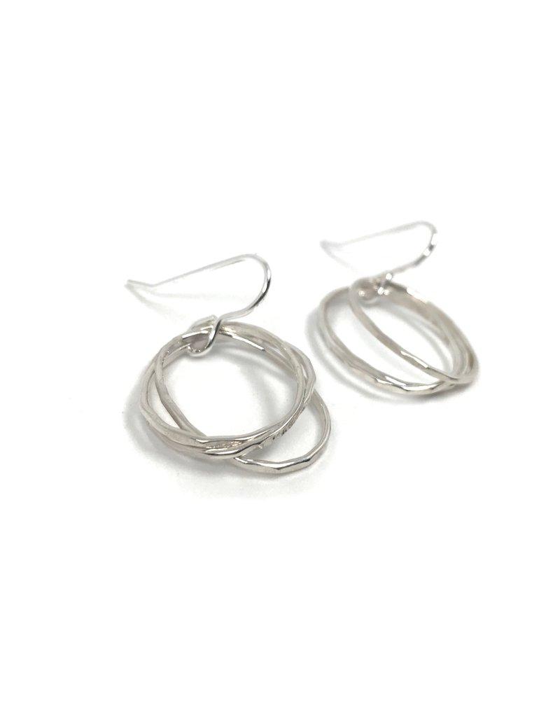 Silver Doorus Earrings