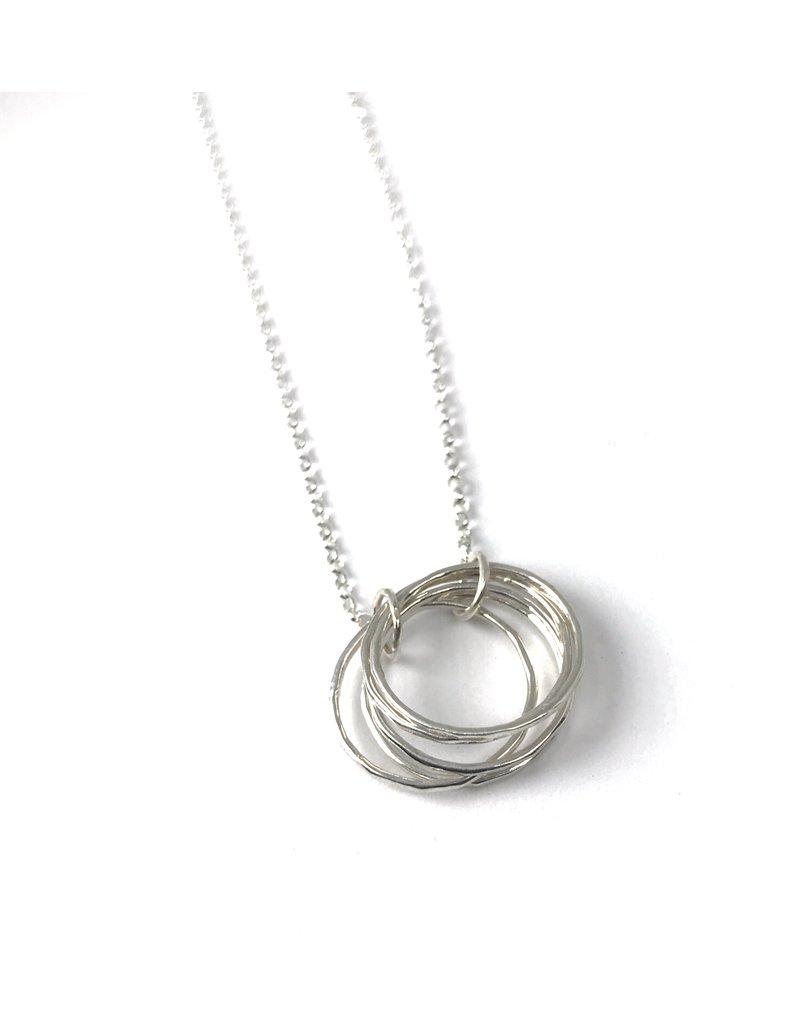 Silver Doorus Necklace