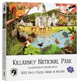 Gosling Gifts and Games Killarney National Park Puzzle