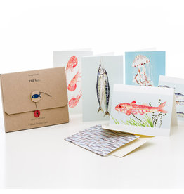 Kilcoe Studios Sea Greeting Card Pack