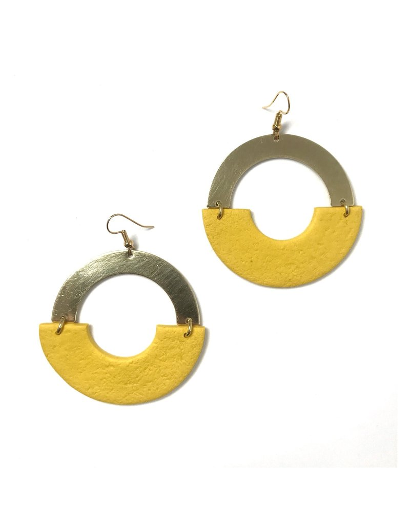 Daki Daki Design Lumi Earrings