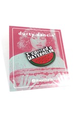 Fintan Wall Design I Carried A Watermelon Enamel Pin- Durty Dancing