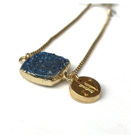 Aria V Midnight Bracelet