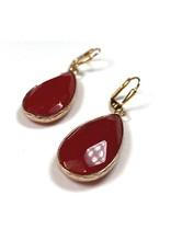 KKajoux Jewels Goldstone Short Earrings