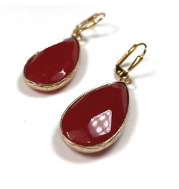 KKajoux Jewels Goldstone Short Earrings