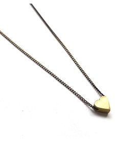 Kaiko Studio Delicate Heart Necklace