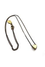 Kaiko Studio Delicate Heart Necklace