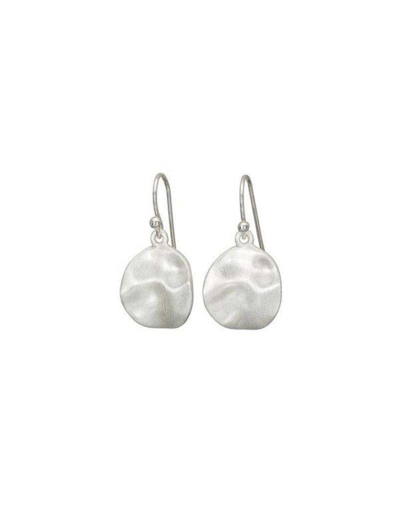 Mary k Jewellery  Sterling Silver Cornflake Earrings