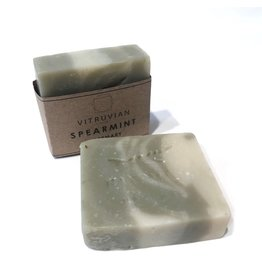 Vitruvian Soap Spearmint and Rosemary Soap