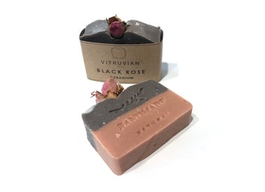 Vitruvian Soap