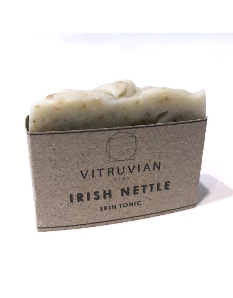 Vitruvian Soap Irish Stingy Nettle Skin Tonic Soap
