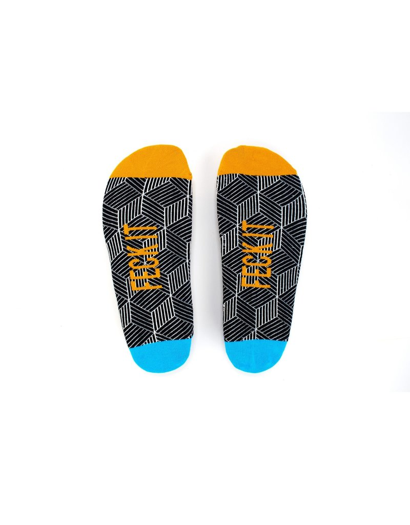 Irish Socksciety Feck It Socks - Size 8-12