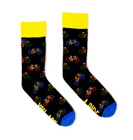 Irish Socksciety You Are A Ride Socks - Size 8-12