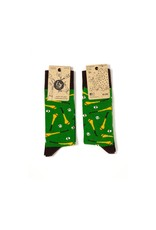 Irish Socksciety Hurling Socks - Size 8-12