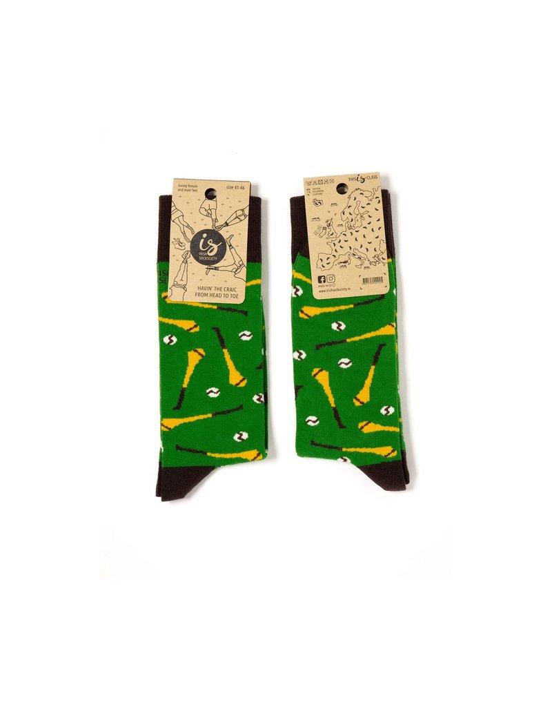 Irish Sock Society Hurling Socks - Size 8-12