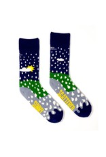 Irish Socksciety Sunny Spells, Scattered Showers Socks - Size 3-7