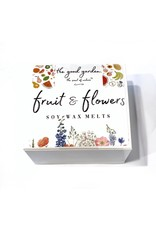The Good Garden Fruit & Flowers - Soy Wax Melts