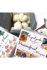 The Good Garden Rhubarb & Roses - Soy Wax Melts