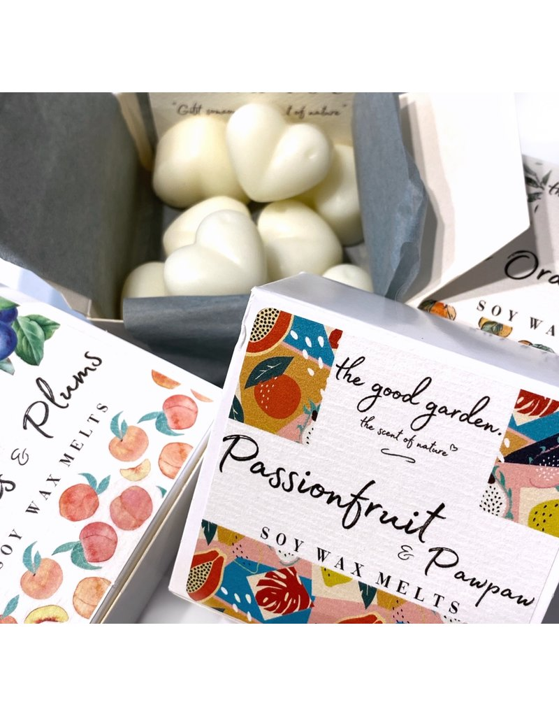 The Good Garden Lost in Lavender - Soy Wax Melts